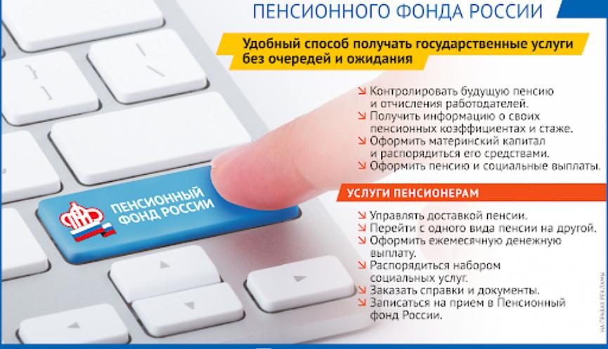 личный кабинет сайт пенсионного фонда краснодарского края